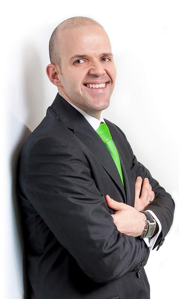 Felipe García Rey - Formador, motivador y speaker para equipos comerciales y de venta